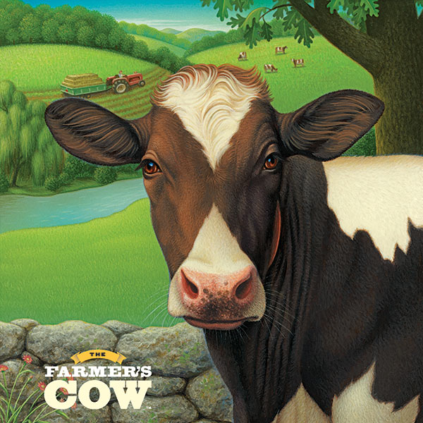 The Farmer's Cow