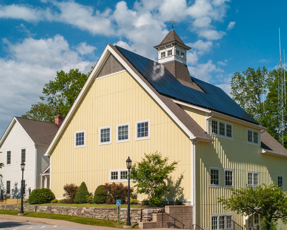 Ashford, Connecticut - Town Hall